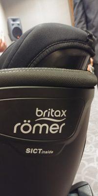 Britax Römer DUALFIX i-SIZE – nowość 2018