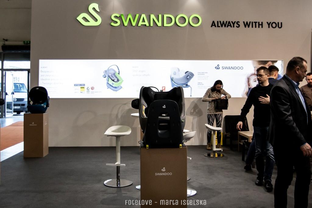 stoisko Swandoo