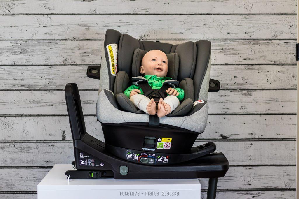 Nuna Prym wkładki dla noworodków
